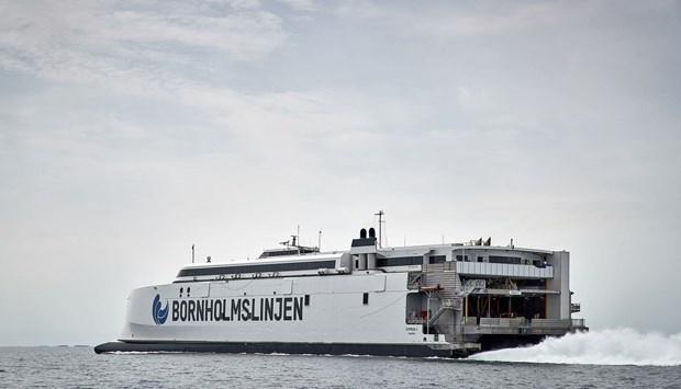 Passagerer kan blive påvirket: Molslinjen vil i dialog om grænsekontrol