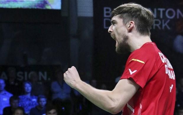 Christiansen og Bøje i kvartfinalen til Dutch Open