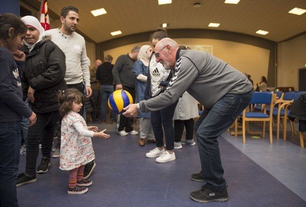 Bornholm vil arbejde for at få 20 flygtninge om året