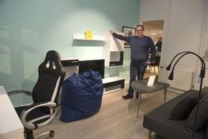 Hjemme Hos i Aakirkeby lukker – møbelsalg samles i Rønne
