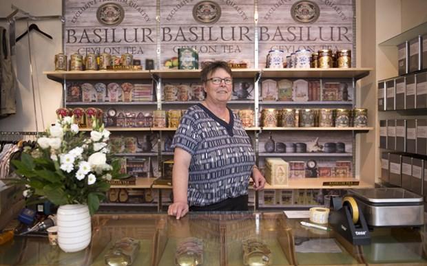 Caféen lukker – forretning på torvet bliver ledig