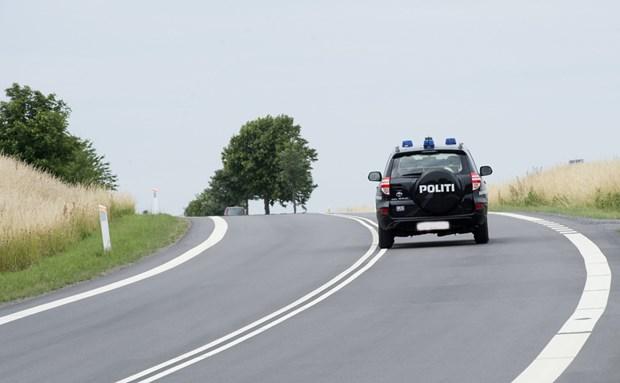 Politiet i målrettet indsats: Fem får klip i kørekortet