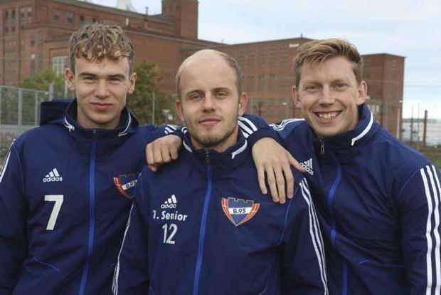 Bornholmsk trio skal få traditionsklub tilbage på sporet
