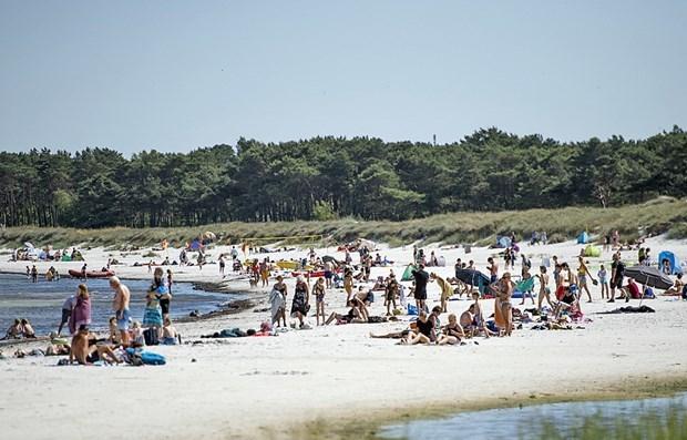 Afstemning: Bornholm er Europas næstbedste ferieø