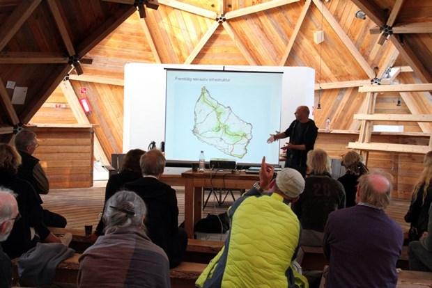 To arkitekter kom til Bornholm: Her er deres projekter i naturen
