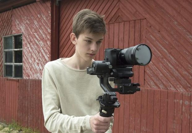 Klemenskers 17-årige filmmager søger sponsorer: Tobias skal filme på Malta