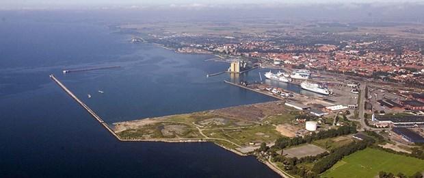 Det går fremad med at udvide havnen i Ystad