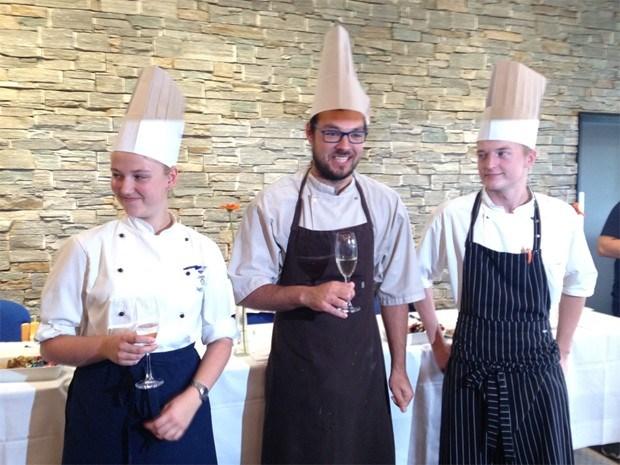 Tivoli-chef til bornholmske kokkeelever: I har jobgaranti over hele verden