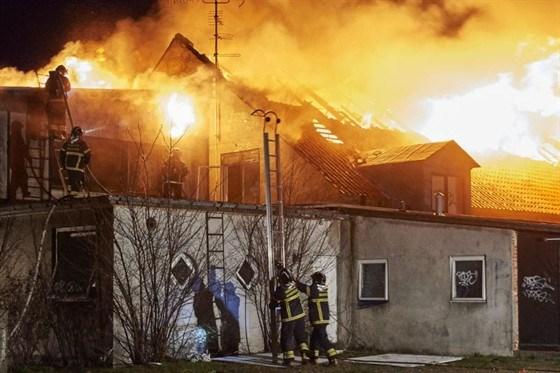16 nye boliger rykker nærmere på brandtomt i Rønne